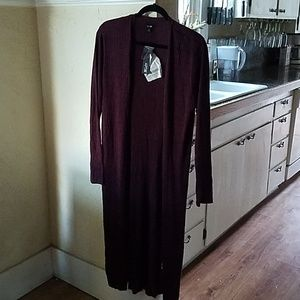 NEW Apt. 9 Long Cardigan NWT